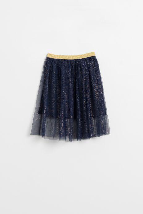 Tkaná sukňa