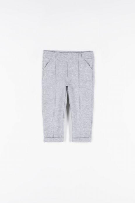 Nohavice z pleteniny