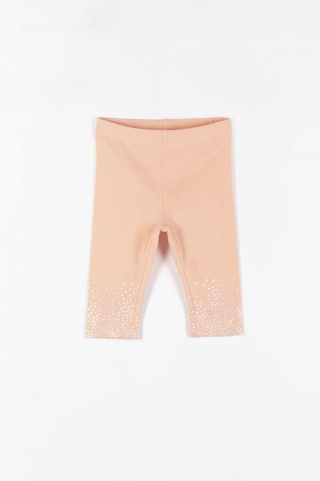 Legíny s krátkymi nohavicami