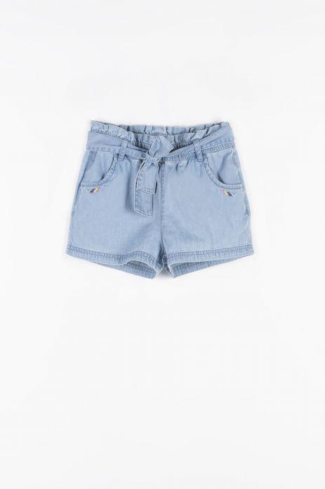 Krátke džínsové nohavice