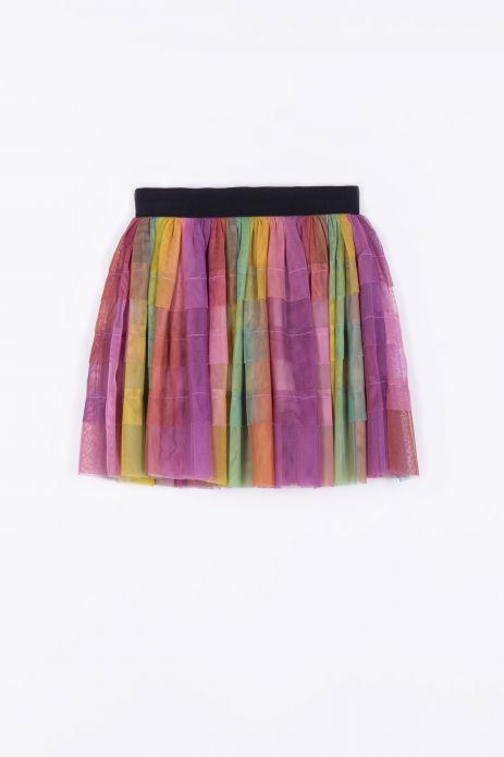 Tylová sukňa