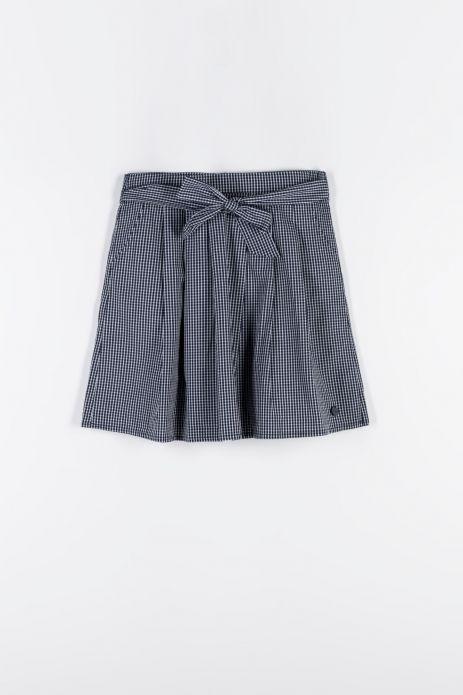 Látková sukňa