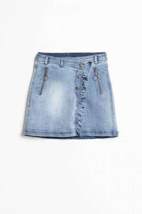 Džínsová sukňa