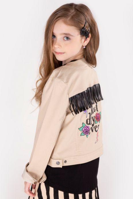 Džínsová bunda