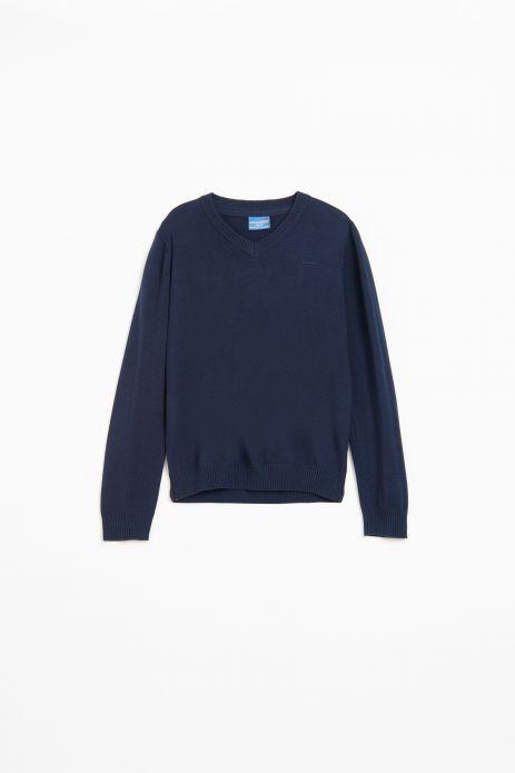 Pleteninový sveter