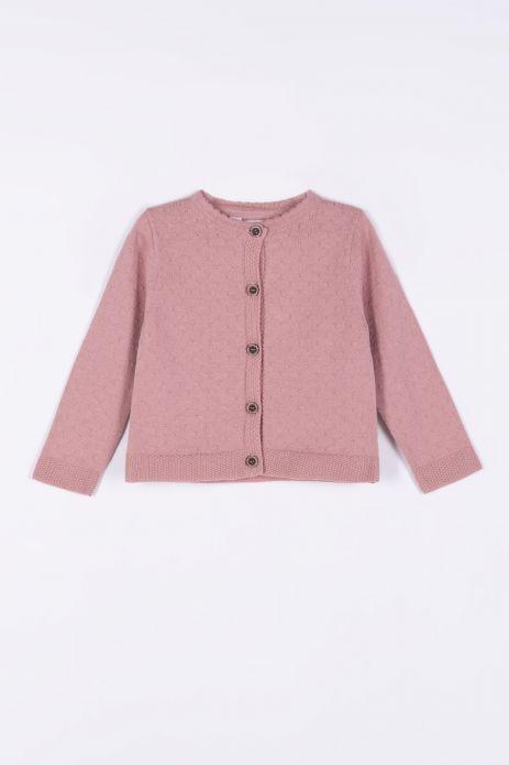 Rozopínací sveter