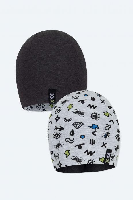Pleteninová čiapka