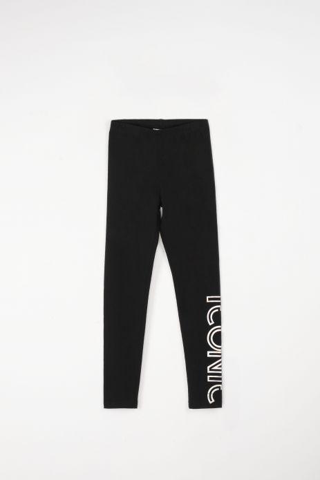 Legíny s dlhými nohavicami