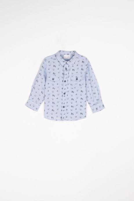 Košeľa s dlhým rukávom