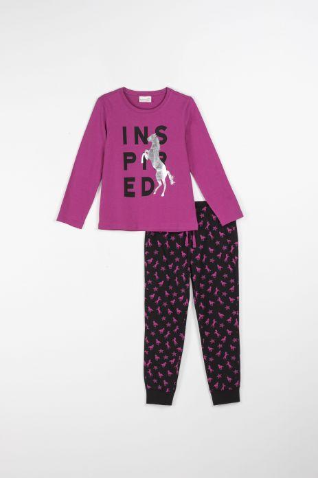 Dievčenské pyžamo