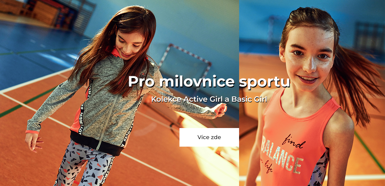 Active girl CZ